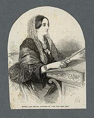 Sydney, Lady Morgan, authoress of 'The wild Irish girl'