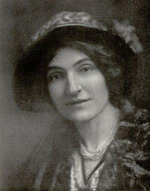 Zabelle C. Boyajian - Image: Portrait of Zabelle C. Boyajian