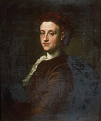Portrait of a gentleman in red turban