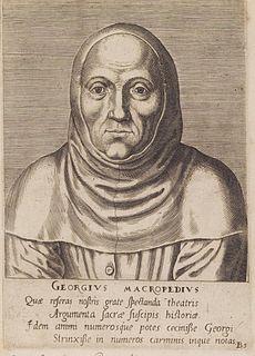 Macropedius Dutch humanist