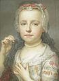 Portret van een jong meisje, waarschijnlijk Julie Carlotta Mengs, zuster van de kunstenaar Rijksmuseum SK-A-4199.jpeg