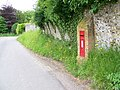 Postbox near East Harting - geograph.org.uk - 1340237.jpg