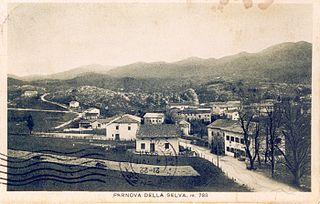 Trnovo, Nova Gorica Place in Slovenian Littoral, Slovenia