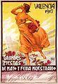Poster announcing the Feria-Muestrario de Valencia of 1917.jpg