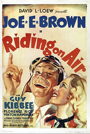 Riding on Air - Image: Poster of the movie Riding on Air