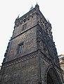 Praga - Torre da polvora - Torre de la polvora - Powder tower - Prašná brána - 01.jpg