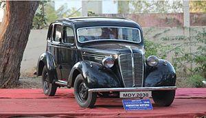 Hindustan Motors - 1948 Hindustan 10