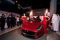 Premier Motors Unveils the Jaguar F-TYPE in Abu Dhabi, UAE (8739617299).jpg