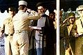 President Ali Khamenei - Graduation ceremony, Imam Ali Officers' Academy.jpg