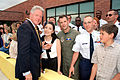 President Clinton meets with Air Force personnel.jpeg