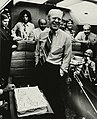 President Gerald Ford aboard Airforce One on 20 July 1976, from- Ford B0749 NLGRF photo contact sheet (1976-07-20)(Gerald Ford Library) (cropped).jpg