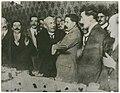 President Huerta (center left) and Felix Diaz (center right) at Diaz' farewell banquet (7257995708).jpg