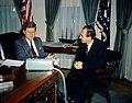 President John F. Kennedy Meets with The Aga Khan IV, Prince Karim al-Husseini (06).jpg
