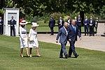President Trump and First Lady Melania Trump's Trip to the United Kingdom (48007771137).jpg