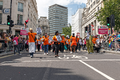 Pride in London 2016 - LGBT people of African origin parading in Trafalgar Square.png
