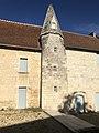 Prieuré Saint-André de Mirebeau escalier.jpg