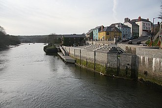Cardigan, Ceredigion - Prince Charles Quay, Cardigan