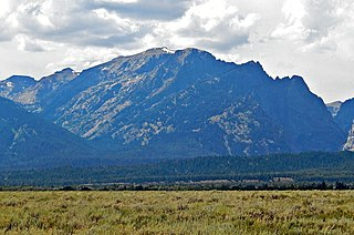 Prospectors Mountain mountain in United States of America