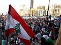 Protests in Beirut 27 October 14.jpg