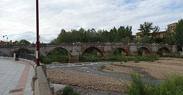 Puente de San Marcos en León (1)