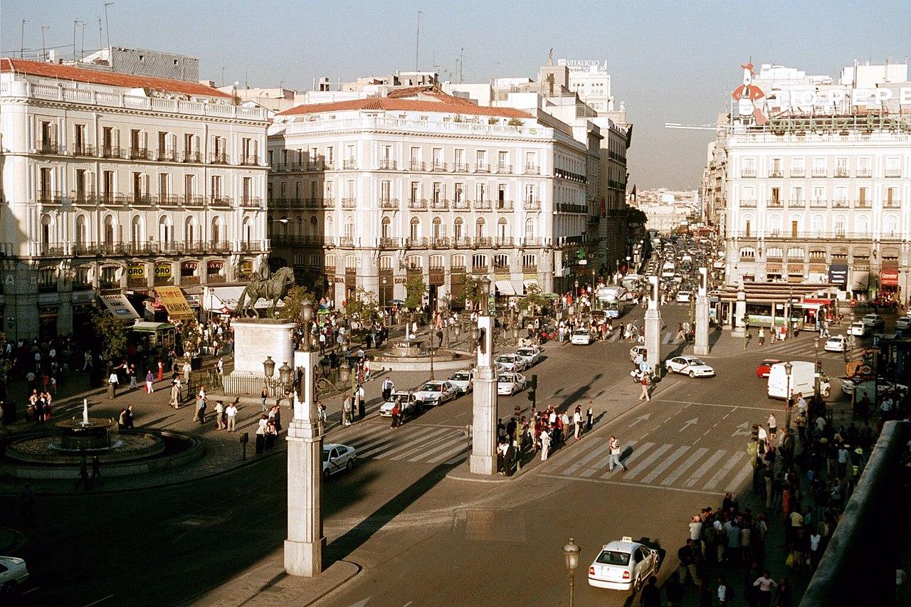 File Puerta Del Sol Madrid Wikimedia Commons