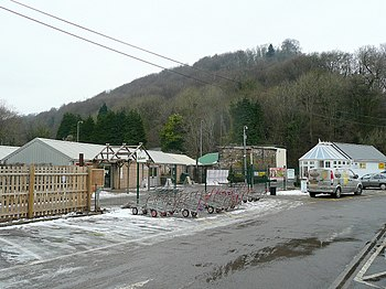 English: Pugh's Garden Centre A family-owned b...
