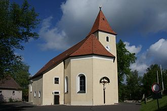 Pullenreuth - Image: Pullenreuth church