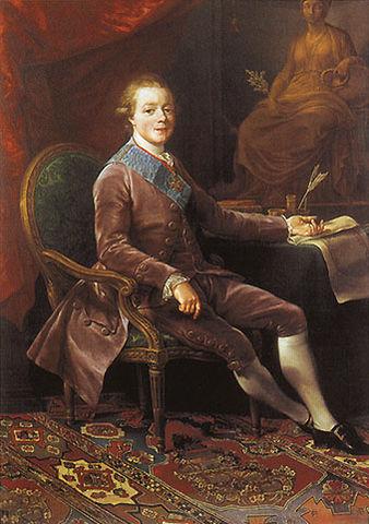 Великий князь Павел Петрович (1782)