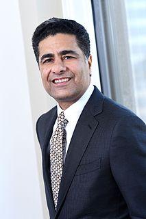 Punit Renjen Deloitte CEO
