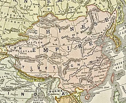 Qing China in 1892 Qing china.jpg