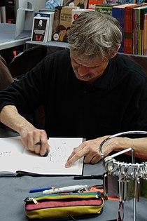 Quai des Bulles 2012 - 47 Alain Dodier.jpg