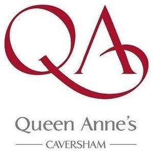 Queen Anne's School - Image: Queen Anne's Logo