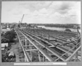 Queensland State Archives 3898 Deck of steel spans of south approach Brisbane 17 November 1938.png