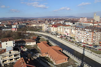 Podujevo - Podujevo city center