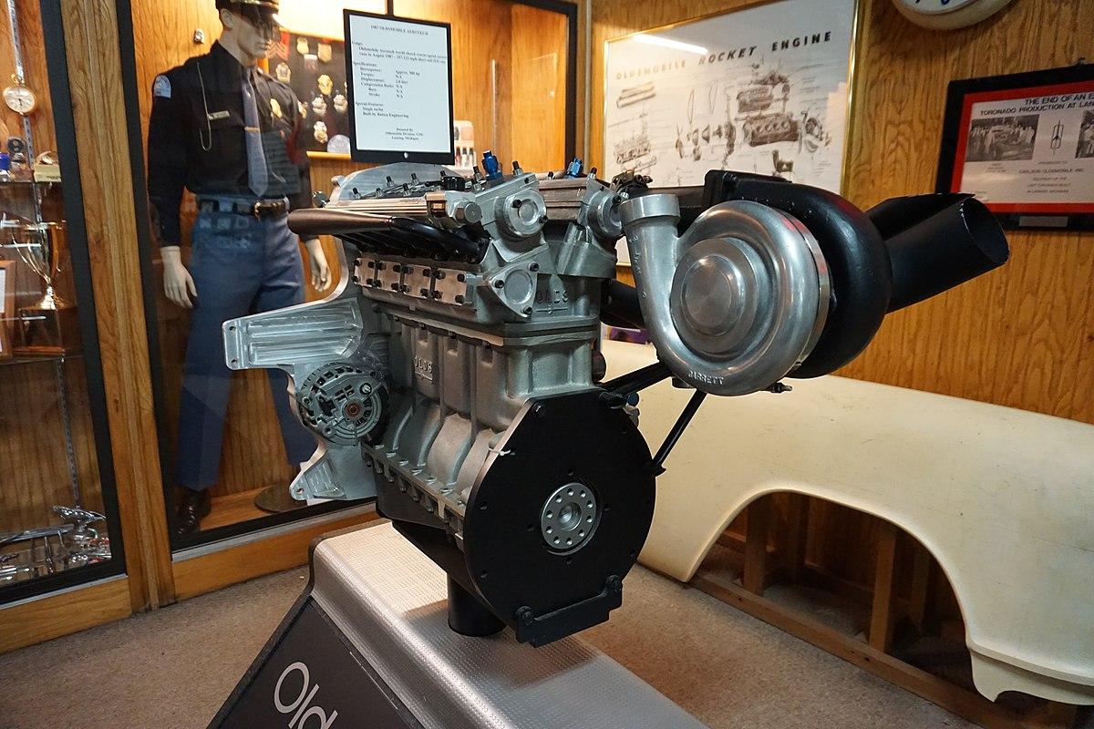 Oldsmobile Aerotech - Wikipedia