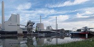 EnBW - Rheinhafen-Dampfkraftwerk Karlsruhe