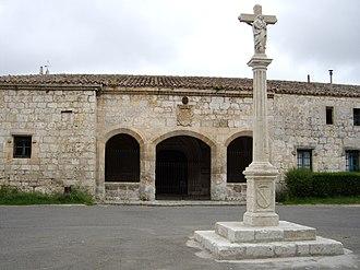Miraflores Charterhouse - Courtyard.