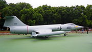ROCAF F-104J Right View 20111009