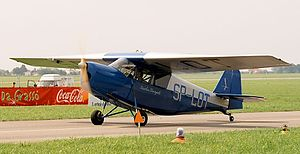 RWD 5 reconstructed (SP-LOT), Radom AirShow 2005, Poland.jpg