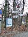 Radrevier.ruhr Knotenpunkt 25 Schlossmühle Buddenburg Wegweiser.jpg