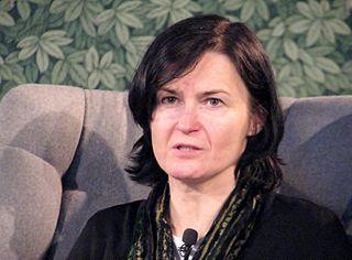 Undinė Radzevičiūtė Lithuanian writer