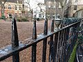 Railings Round Churchyard Of The Destroyed Church Of All Saints.jpg