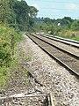Railway line at Colwick - geograph.org.uk - 1389646.jpg