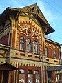 Railway station (p Mozhajskij)2.JPG