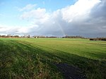 Rainbow near Hay Head Wood Nature Reserve - geograph.org.uk - 1596330.jpg