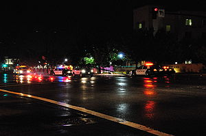 Rainy Accident in Downtown Pleasant Hill.JPG