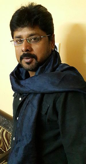 Raja Chanda - Image: Raja Chanda 2014 05 15 15 59