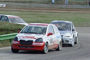Maasmechelen - Image: Rally cross 02
