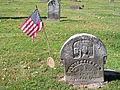 Ralston (James), Lebanon Church Cemetery, 2015-10-23, 01.jpg