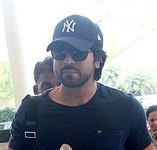 Ram Charan at Mumbai Airport May 2015 (cropped).jpg